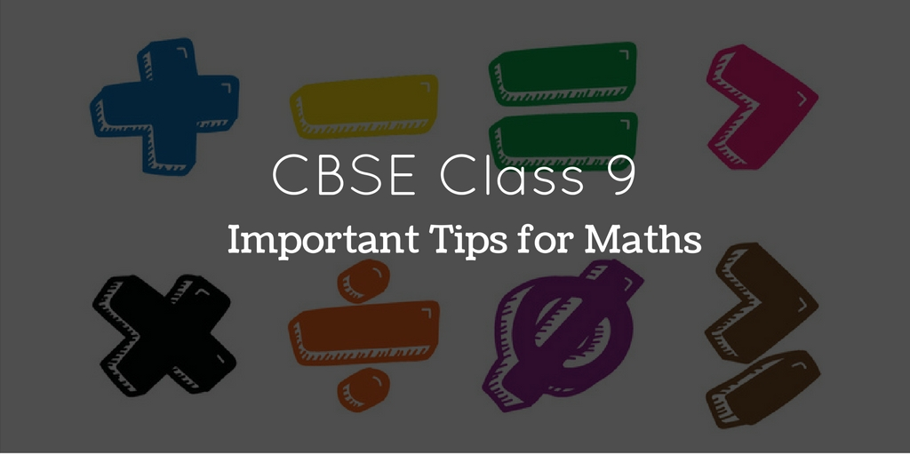 CBSE Class 9 Maths: Important Topics for SA1 Exams - Meritnation