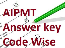 AIPMT-Answer-Key-code-Wise