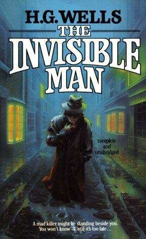 Invisible man wells summary