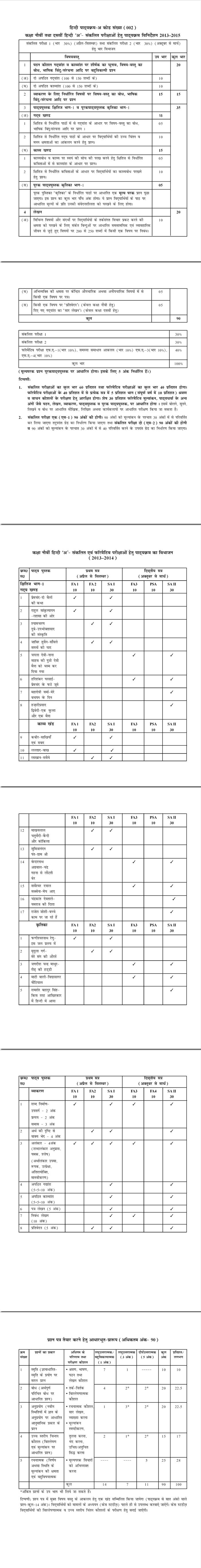 hindi A