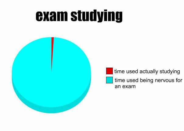 essay on fear of exams
