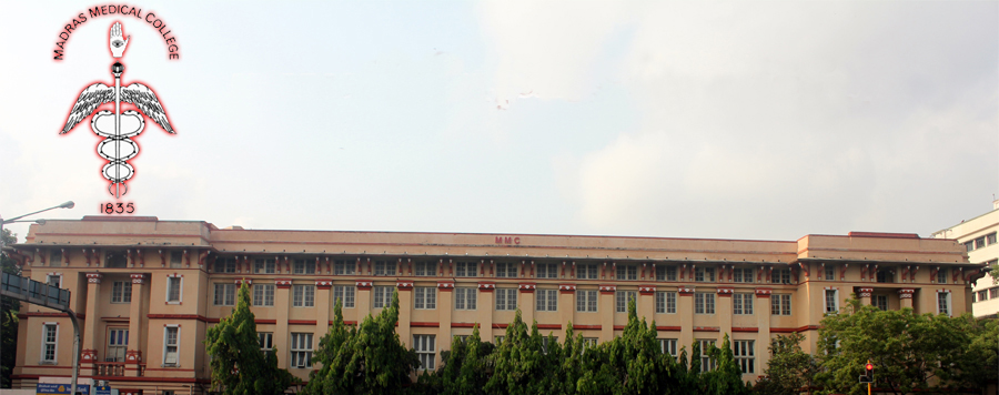 Madras Medical College, Chennai