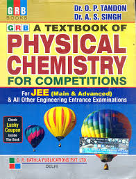 Physical Chemistry IIT JEE