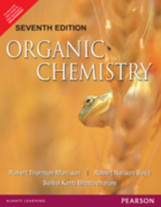 Organic Chemistry book for JEE prep