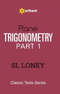 IIT JEE Maths Trigonometry book