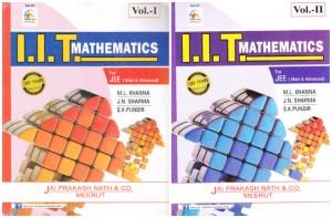 IIT JEE Maths Book