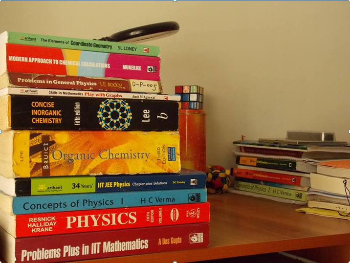 Best Books for JEE 2016