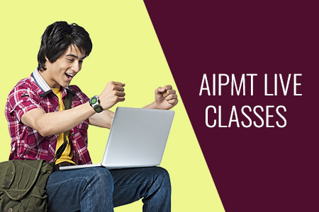 AIPMT Live Classes for AIPMT Preparation