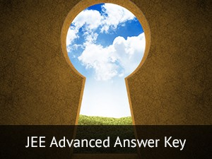 JEE ADVANCED Answer Key