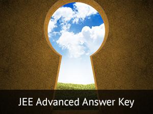 JEE ADVANCED Answer Key