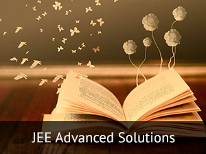 jee advanced solutions for past year papers