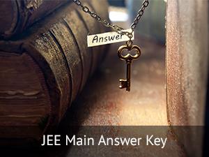 JEE Main 2016 Answer Keys