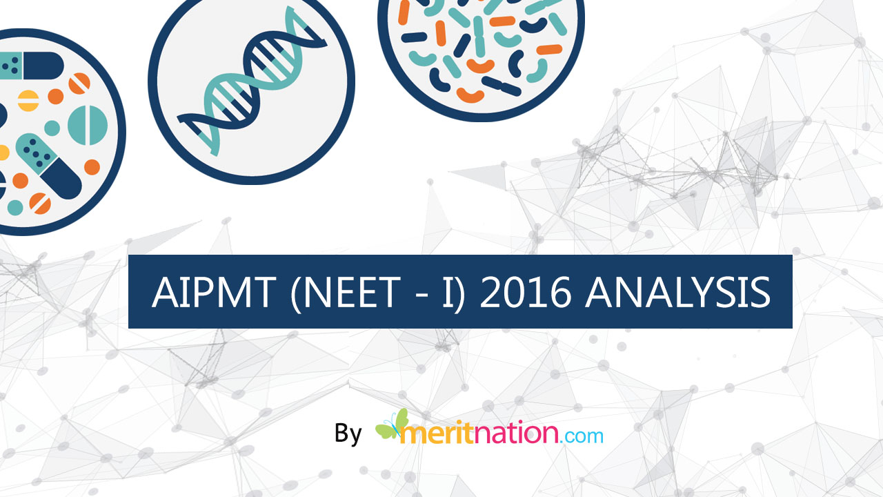 Analysis AIPMT NEET1