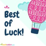 Best of Luck!