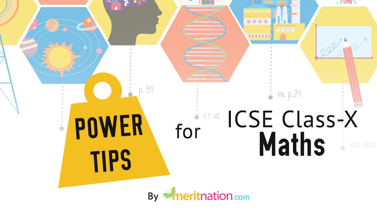 1280x720 power tips for icse class X_math