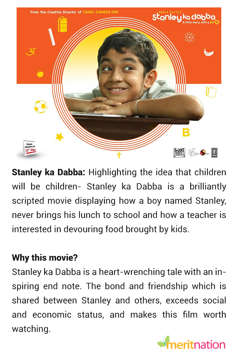 Stanley ka dabba movie