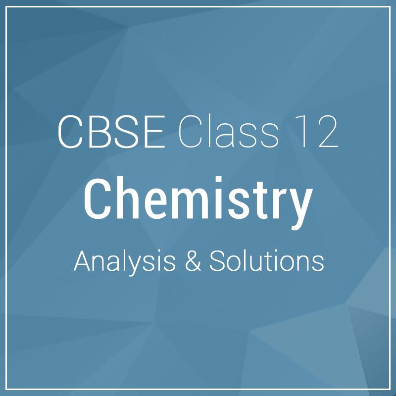 Class 12-Chemistry