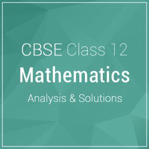 Class-12-Mathematics