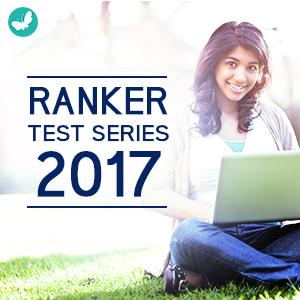 ranker test series 2017