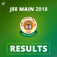 JEE MAIN 2018 results