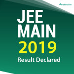 jee main 2019 result declared