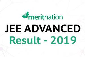 JEE Advanced 2019 Result