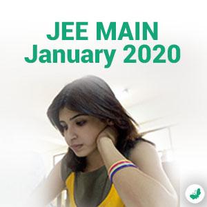 JEE Main January 2020