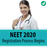 NEET 2020 - registration process begins