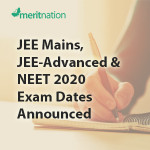 JEE Mains JEE-Advance 2020 exam dates announced