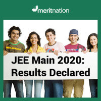 JEE Main 2020 Results Declared